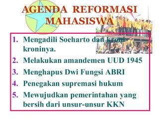 agenda-reformasi