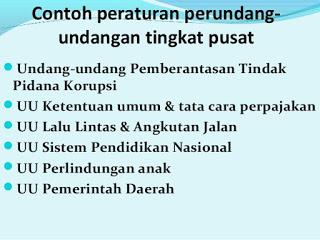 contoh-peraturan-perundang-undangan-nasional-pusat-dan-daerah